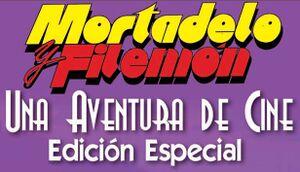 Mortadelo y Filemón: Una aventura de cine - Edición especial cover