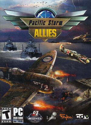 Pacific Storm: Allies cover