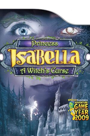 Princess Isabella cover