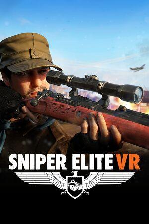 Sniper Elite VR cover
