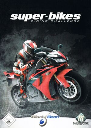 Super-Bikes: Riding Challenge cover