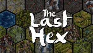 The Last Hex cover