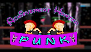 Achievement Hunter: Punk cover