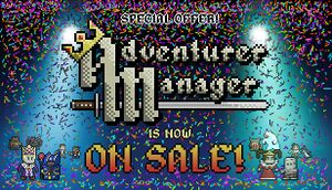 Adventurer Manager cover