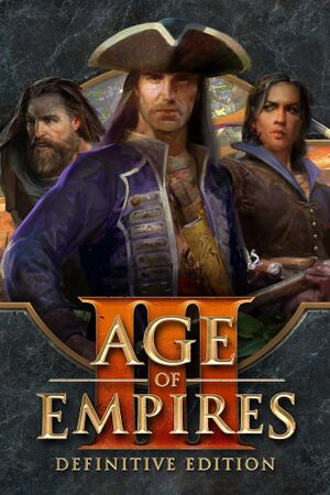 Age of Empires III: Definitive Edition cover