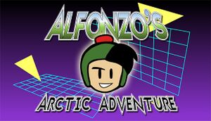 Alfonzo's Arctic Adventure cover