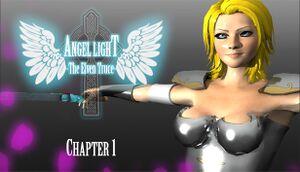 Angel Light The Elven Truce cover