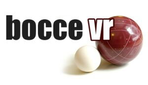 Bocce VR cover