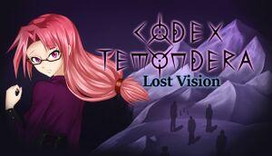Codex Temondera: Lost Vision cover