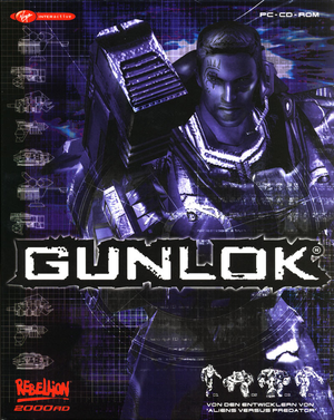 Gunlok cover