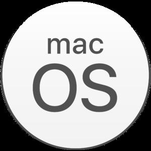 Mac OS cover