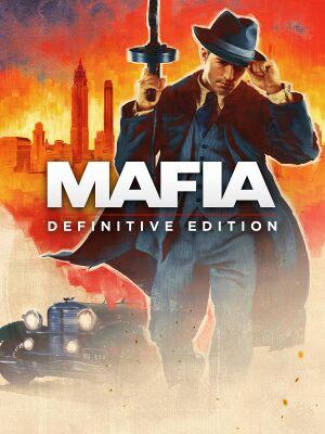 Mafia: Definitive Edition cover