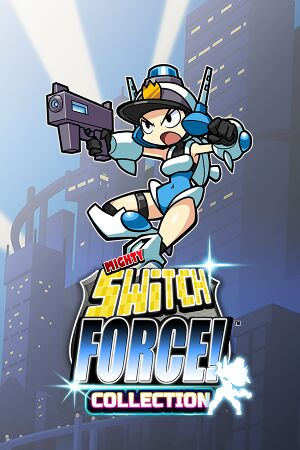 Mighty Switch Force! Collection cover
