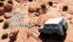 Pure Rock Crawling cover