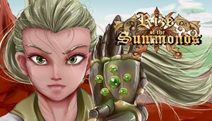 Rize of the Summonds cover