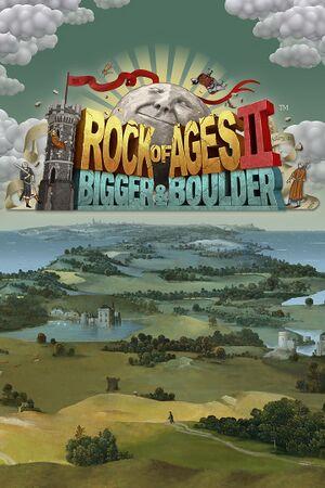 Rock of Ages II: Bigger & Boulder cover