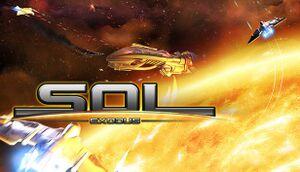 SOL: Exodus cover