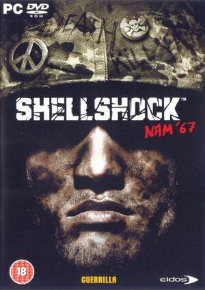 Shellshock: Nam '67 cover