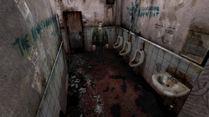 Silent Hill 2 running at 1920x1080