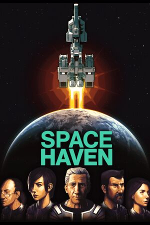 Space Haven cover
