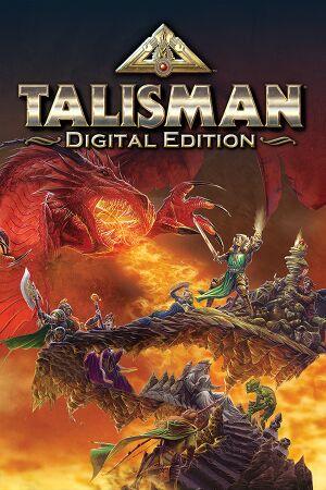 Talisman: Digital Edition cover