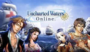 Uncharted Waters Online cover