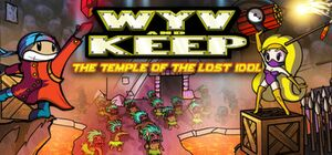 Wyv and Keep: The Temple of the Lost Idol cover