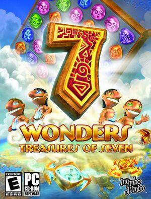 7 Wonders: Treasures of Seven cover