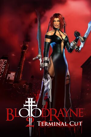 BloodRayne 2: Terminal Cut cover