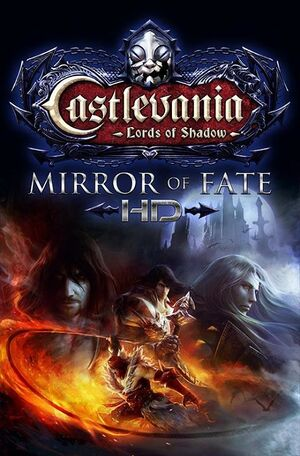 Castlevania: Lords of Shadow - Mirror of Fate HD cover
