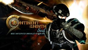 Continent of the Ninth Seal cover