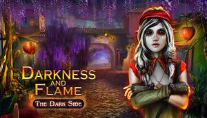 Darkness and Flame: The Dark Side cover