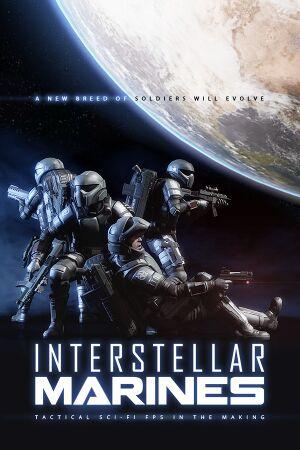 Interstellar Marines cover