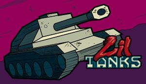 Lil Tanks cover