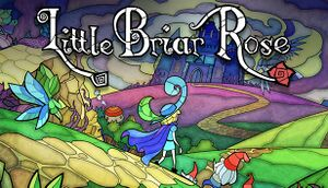 Little Briar Rose cover