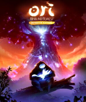 Ori and the Blind Forest: Definitive Edition cover