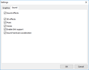 Audio settings (<path-to-game>\start.exe).