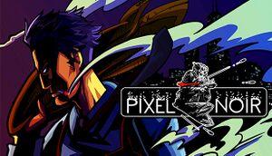 Pixel Noir cover