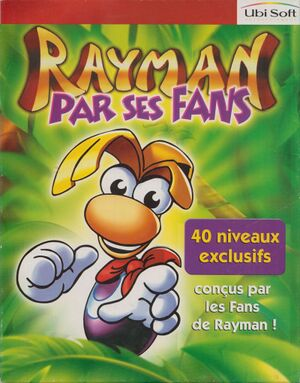 Rayman By His Fans cover