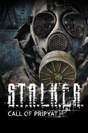 S.T.A.L.K.E.R.: Call of Pripyat cover