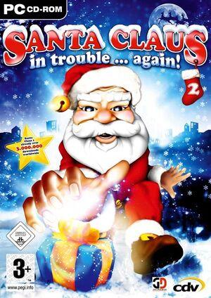 Santa Claus in Trouble ... Again! cover