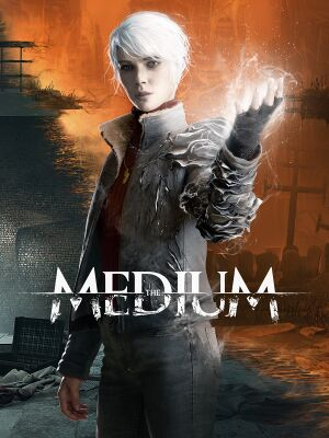 The Medium cover