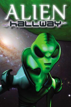 Alien Hallway cover