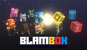 BlamBox cover