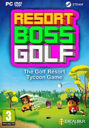 Resort Boss: Golf cover