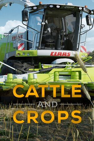 Cattle and Crops cover