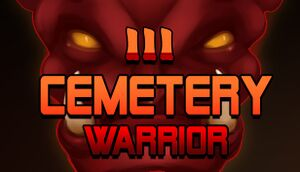 Cemetery Warrior 3 cover
