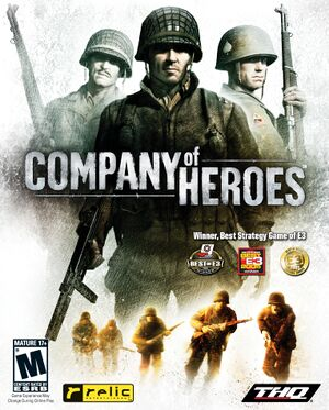 Company Of Heroes Pcgamingwiki Pcgw Bugs Fixes Crashes Mods