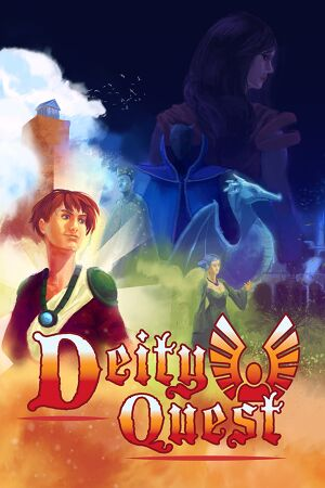 Deity Quest cover