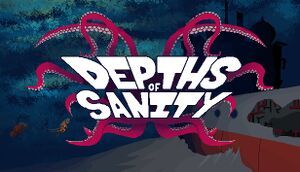 Depths of Sanity cover